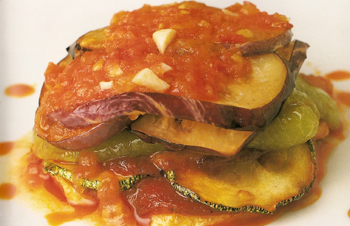 Spécialités culinaires Sobrasada-tumbet